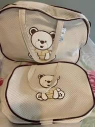 Título do anúncio: Kit de bolsas maternidade e outros