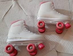 Patins Roller Derby Star Girl 350 Tamanho 36