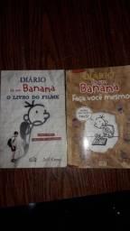 Livros Diario de um banana Faça você mesmo e o livro do filme