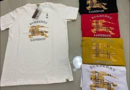 Camisetas tóp de linha