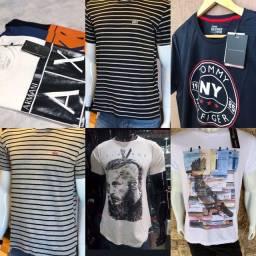 Vendo lote de camisas com etiqueta