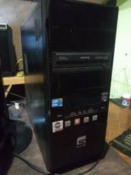 PC computador Core2Duo 2.93ghz 4gb ram 200gb hd
