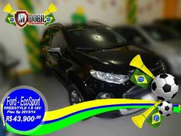 Ford EcoSport FREESTYLE 1.6 16V Flex 5p - 2014