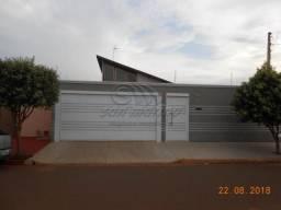 Casa à venda com 3 dormitórios em Jardim monterrey ii, Jaboticabal cod:V3645
