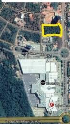 Permuto em Incorporação Lote 6.908,74 m² 500 mts Shoping Capim Dourado