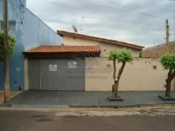 Casa à venda com 3 dormitórios em Jardim das rosas, Jaboticabal cod:V244