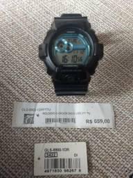 Relógio G-Shock 3 meses de uso funcionando corretamente