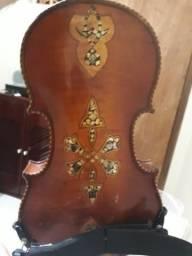 Luthier instrumentos classicos e antigos, violino, viola de arco violoncelo e piano
