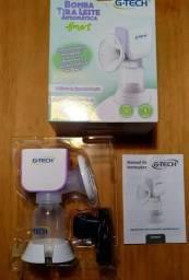 Bomba elétrica leite materno Gtech Smart (Garantia)