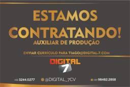 Emprego - auxiliar de produção Jardim Atlântico - Florianópolis