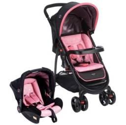 Carrinho e bebê conforto - Cosco Nexus TS