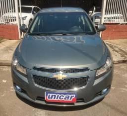 GM - Chevrolet Cruze Sedan 1.8 16V 4P LT Ecotec Flex Automático - 2012