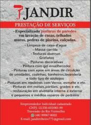 Serviços de pinturas