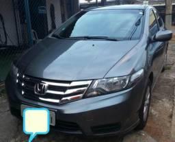 Honda city 2012/2013 1.5 lx 16v flex 4p automático - 2012