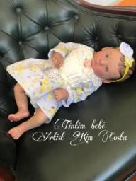 Bebê reborn PRONTA ENTREGA
