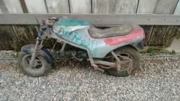 Mini moto para reforma