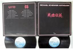 MSG - Anthology - LP Vinil - Japonês - UFO - Michael Schenker Group
