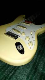 Vendo essa guitarra