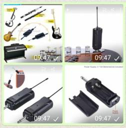 Transmissores de Áudio sem Fio