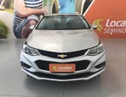 CHEVROLET CRUZE 2018/2018 1.4 TURBO LT 16V FLEX 4P AUTOMÁTICO - 2018