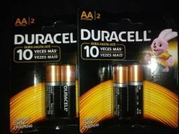 Pilhas Duracell 100% Original