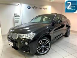 BMW X4 2016/2017 3.0 M SPORT 35I 4X4 24V TURBO GASOLINA 4P AUTOMÁTICO - 2017