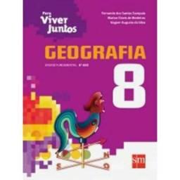 Livro geografia 8 ano - Para Viver Juntos