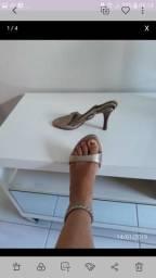 Linda sandália numero n 38andarella
