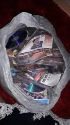Vendo sacola de filme