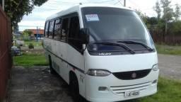 Micro ônibus comércio 35.000 particular - 1999