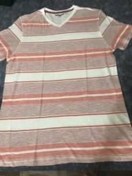 f23b88f055 Camiseta masculina Lee Plus Size GG nova importada