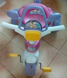 Triciclo da mônica