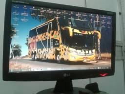 Monitor LG 19,5 Polegadas (R$ 179,90)