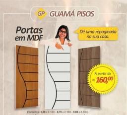 Porta de MDF.