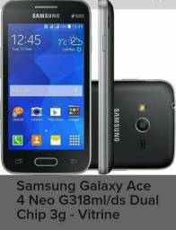 Celular Samsung galaxy ace 4neo g318ml/ds dual chip
