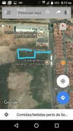 PERMUTA terreno de 4.000 m2 Sobral CE ,em Sitio ou Fazenda