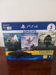 Playstation 4 1TB Novo