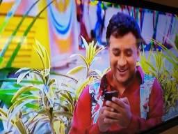 Tv Samsung LCD semi novo painel