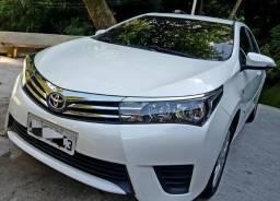 Toyota Corolla GLI Upper 1.8 - 2016 - Impecável - 2016