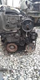 Motor Scenic 1.6 16 v