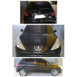 Peugeot 207 Hatch XR 1.4 8V (flex) 4p 2012/2012