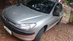 Vendo Peugeot 206 2005 1.0 básico