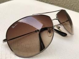 Óculos de sol Ray Ban aviador Rb 3293