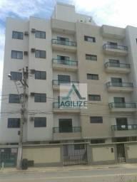Apartamento com 2 dormitórios para alugar, 60 m² por R$ 950,00/mês - Riviera Fluminense -