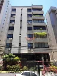 Apartamento com 4 dormitórios para alugar, 198 m² por R$ 3.000,00/mês - Meireles - Fortale