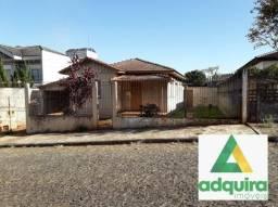 Casa com 2 quartos - Bairro Oficinas em Ponta Grossa