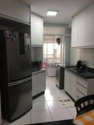 Apartamento com 2 dormitórios à venda, 67 m² por R$ 310.000 - Paulicéia - Piracicaba/SP