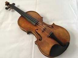 Violino Autor Disen Tim ajustado e regulado ateliê Buratti