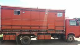 Caminhão boiadeiro - 1988