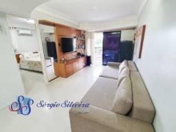 Apartamento no Aquaville Resort nascente e mobiliado Porto das dunas todo no porcelanato
